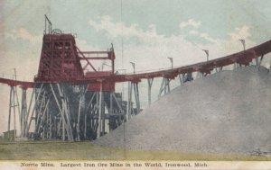 IRONWOOD , Michigan , 1900-10s ; Norrie Mine