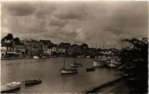 CPA PORNIC Le Port (610827)