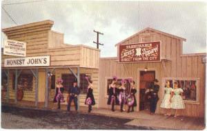 Frontier Village Oregon Centennial Exposition Main Street, P