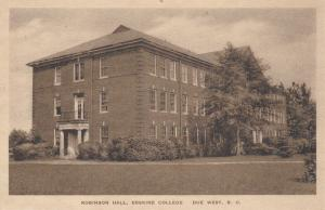 DUE WEST, South Carolina, 1910s; Robinson Hall , Erskine College