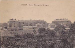 Cholet , France , 00-10s ; Caserne Tharreau (77e de Ligne)