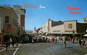 Tucson, Arizona - Shop at McLellan's on Congress Street - 1950s