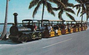 KEY WEST, Florida, 1950-1960s ; 64-Passenger Conch Tour Train