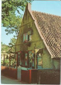 Netherlands, Ameland, Commandeurshuisje, 1978 used Postcard