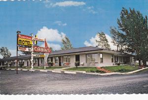 Motel Bienvenue, Route 9, ST. HYACINTHE, Quebec, Canada, 40-60's