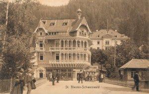 Germany St. Blasien Schwarzwald 03.85