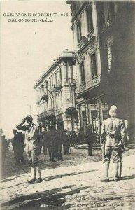Greece Salonique world war 1914-1918