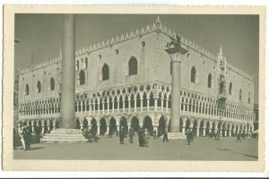 Venice, Venezia, Palazzo Ducale, early 1900s used real photo