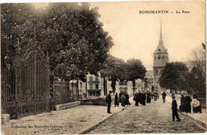 CPA AK ROMORANTIN - Le Pont (208920)