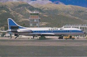SAETA ECUADOR SE-210 CARAVELLE (35) HC-BAD