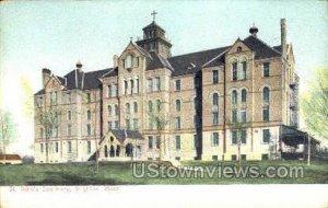St. John's Seminary - Brighton, Massachusetts MA