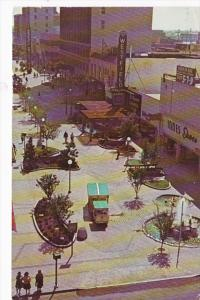 California Fresno The Fresno Mall 1969