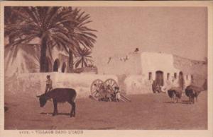 Morocco Village Dans L'Oasis