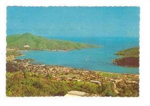 Harbour ,St Thomas, US Virgin Islands, 50-70s
