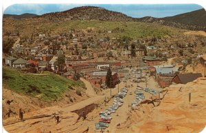 US    PC2876 PANORAMA OF CENTRAL CITY, CO