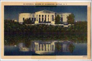 Historical Bldg, Buffalo NY