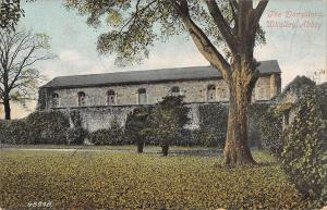 uk18205 dormitory whalley abbey uk