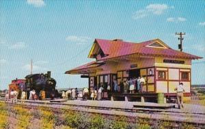 Pennsylvania Strasburg Railroad Depot Route 741