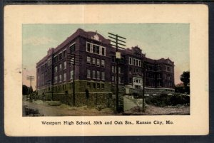 Westport High School,Kansas City,MO