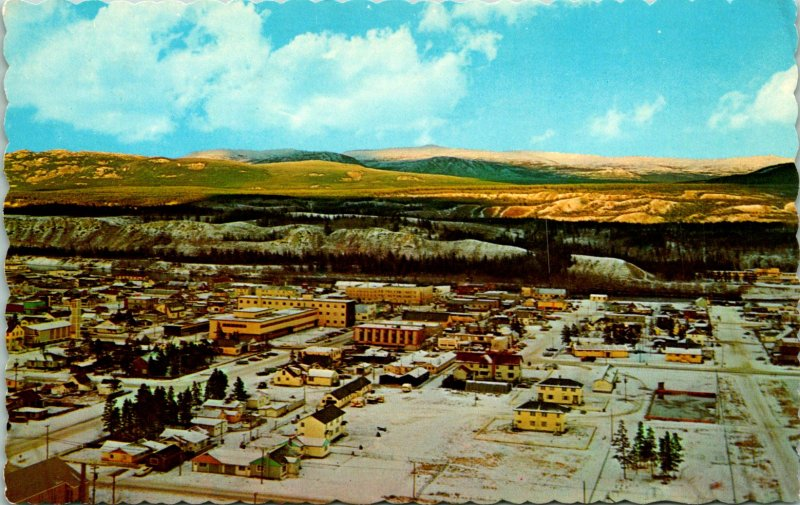 Whitehorse Yukon Territories Canada Postcard Unused (23741)