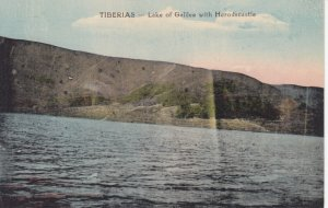 TIBERIAS , 00-10s ; Lake of Galilee