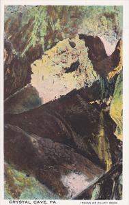 Crystal Cave, Pennsylvania, 1910-1920s
