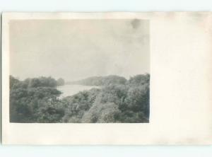 Old rppc NATURE SCENE Great Postcard AB0688