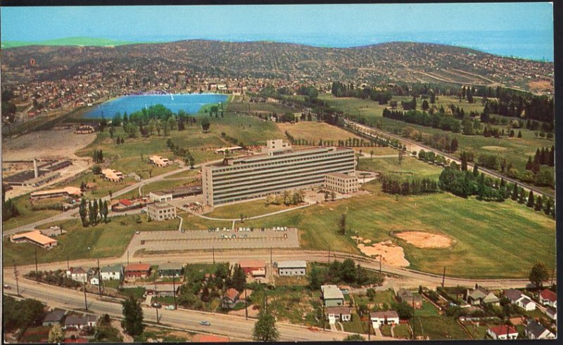 WA SEATTLE United States Veteran's Hospital (1951) 4435 Beacon Ave. 1950-1970s