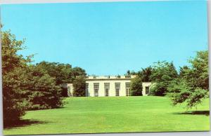 postcard IL Lisle Morton Arboretum - Thornhill Building