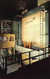 Oak Ridge TN Union Carbide Corp. Graphite Reactor Atomic Energy Comm. Postcard