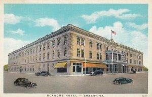 LAKE CITY, Florida, 1930-40s; Blanche Motel