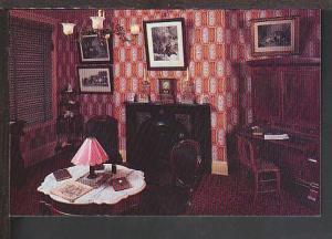 Peterson House Ford Theatre Washington DC Postcard BIN