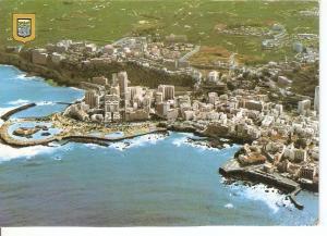 Postal 037169 : Puerto de la Cruz (Tenerife). Vista parcial aerea