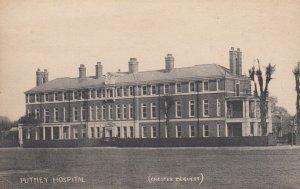 PUTNEY Hospital  , England , 1900-10s