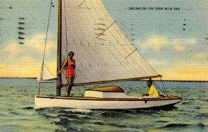Sailing on the Deep Blue Sea