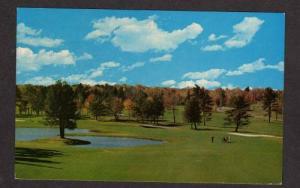 NY Concord Hotel Golf Course KIAMESHA LAKE NEW YORK PC