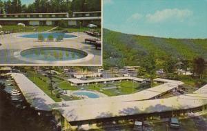 North Carolina Asheville Howard Johnson's Motor Lodge and Restaurant