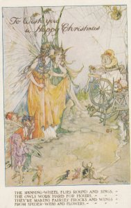Dreams & Fairies , The Spinning-Wheel flies round & Sings... , 00-10s : Chr...