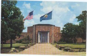 Entrance to Woolaroc Museum Bartlesville Oklahome OK