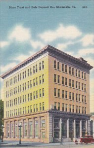 Pennsylvania Shamokin Dime Trust and Safe Deposit Company Bank