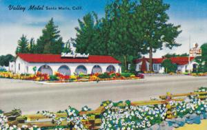 Valley Hotel, SAN MARIA, California, 40-60s