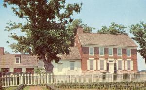 DE - Dover. John Dickinson Mansion