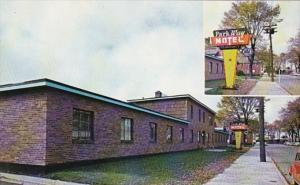 Michigan Sault Ste Marie Park Way Motel