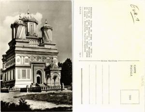 CPM AK Manastirea CURTEA DE ARGES ROMANIA (504736)