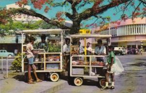 Fiji Suva Sweet Meat Vendors