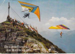 Hang Gliding , Rottach-Egern , Germany , PU-1979