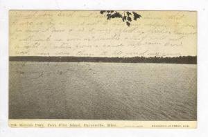 Koronis Park, From First Island, Paynesville , Minnesota, PU-1911