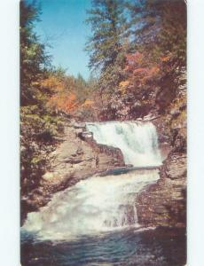 Pre-1980 WATERFALL East Stroudsburg In Poconos - Near Scranton PA E4200