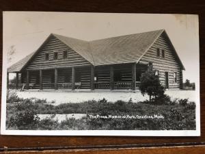 1947 The Pines, Memorial Park, Grayline, Michigan MI D16