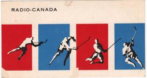 QSL, Radio Canada International, 1969
